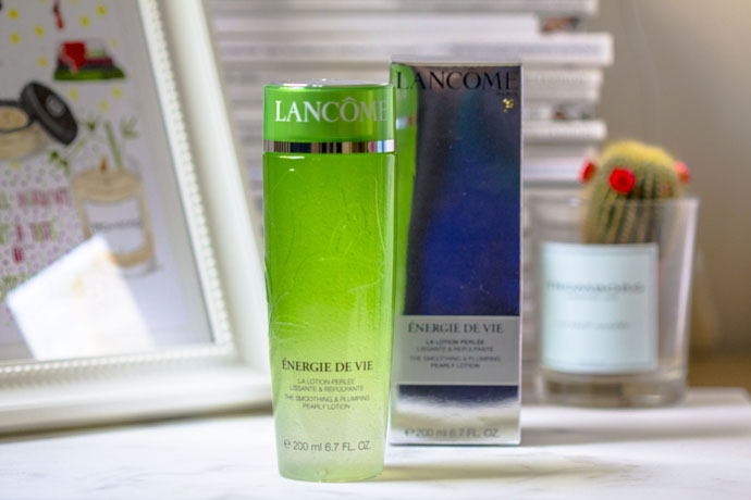 Instagram Giveaway | Lancôme | Energie de Vie Pearly Lotion (200ml)