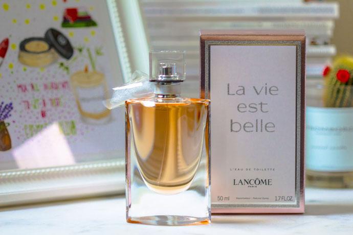 Instagram Giveaway | Lancôme | La Vie Est Belle (eau de toilette/ 50ml)
