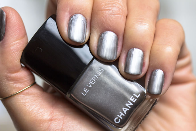 Chanel | Le Vernis Longwear in 540 Liquid Mirror (swatch)