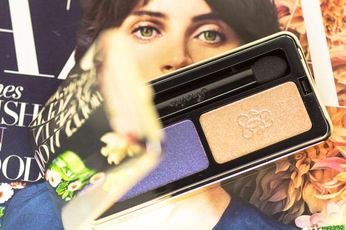 Guerlain | Écrin Shalimar Precious Eyeshadows Gold and Sapphire