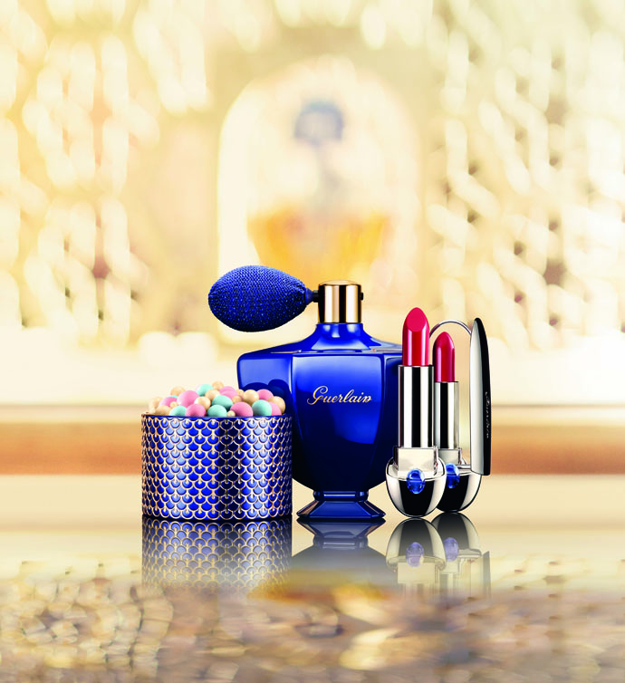 Guerlain | Shalimar Holiday 2016 Makeup Collection