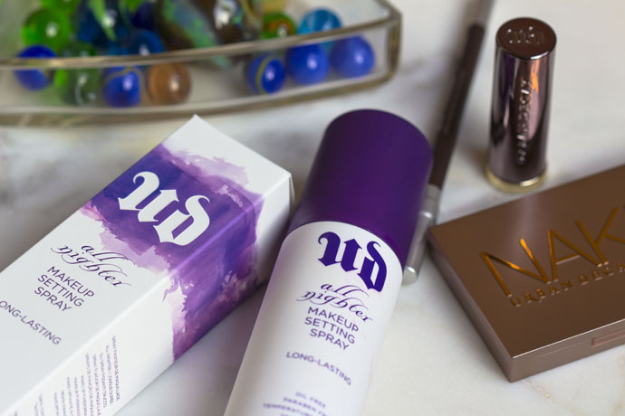 Urban Decay | All Nighter Makeup Setting Spray