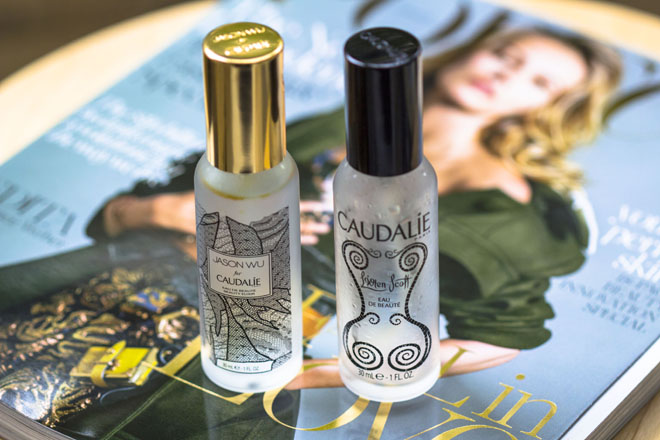 Caudalie | Eau de Beauté éditions limitées créées par Jason Wu et L'Wren Scott