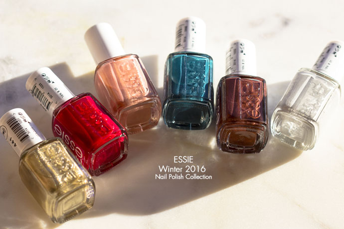 Essie Nail Polish Set Christmas - Creative Touch