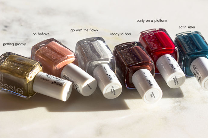 Essie | Winter 2016 Nail Polish Collection