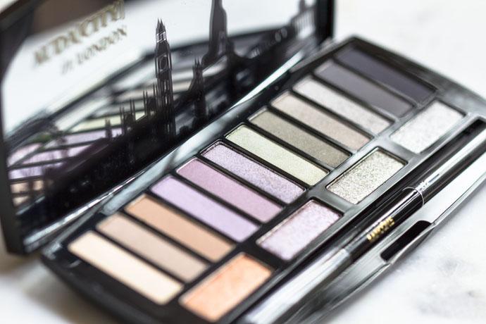Lancôme | Auda[city] in London Eyeshadow Palette (detail)
