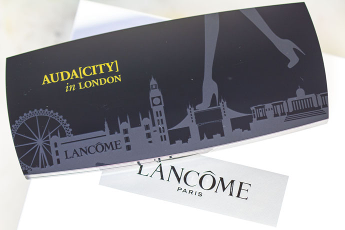 Lancôme | Auda[city] in London Eyeshadow Palette