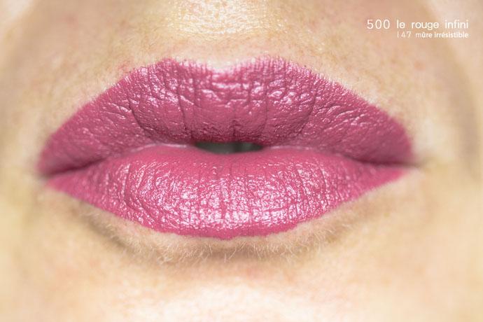 Maria Galland | Le Maquillage La Parisienne Le Rouge Infini en 147 Mûre Irrésistible (échantillon)
