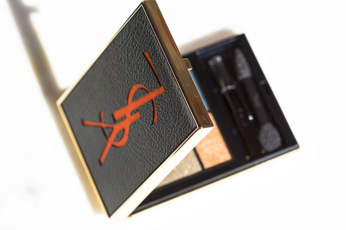 YSL Beauty | Couture Palette Collector Scandal Collection (détail)