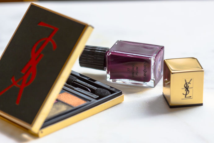 YSL Beauty | Fall Look 2016 Collection Scandal édition limitée