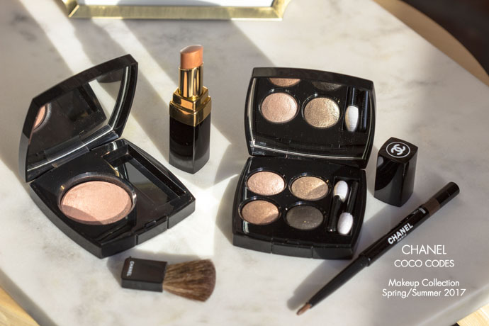 Chanel | Coco Codes Makeup Collection Spring/Summer 2017