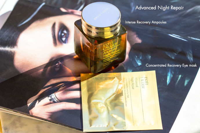 Estée Lauder | Advanced Night Repair - Concentrated Recovery Eye Mask & Intense Recovery Ampoules
