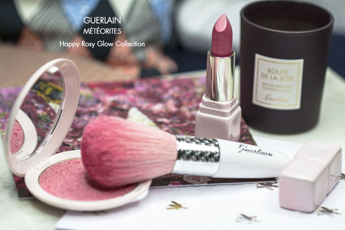 Guerlain | Météorites Happy Rosy Glow Collection