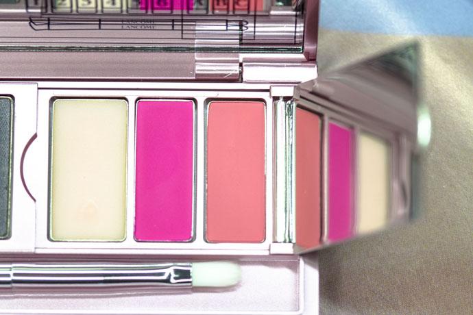 Lancôme I La Palette La Rose (lips segment)