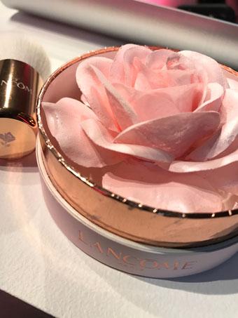 Lancôme I La Rose À Poudrer & Mini Kabuki Brush