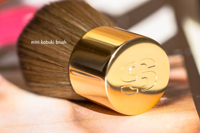 Sisley | Mini Kabuki Brush