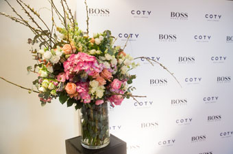 Coty Event I Hugo Boss Perfumes (photos realized by the professional photographer during the event)