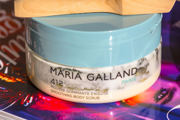 Maria Galland | Smoothing Body Scrub 412