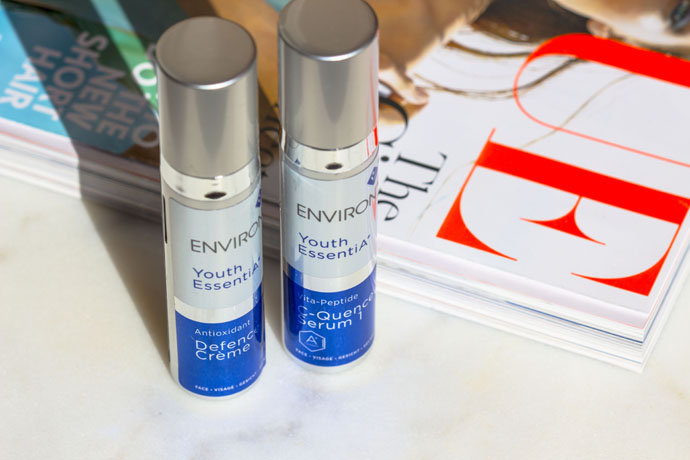 Environ | Youth EssentiA Vita-Peptide C-Quence Serum 1 & Antioxidant Defence Crème