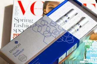 Environ | Youth EssentiA Vita-Peptide C-Quence Serum 1 & Antioxidant Defence Crème