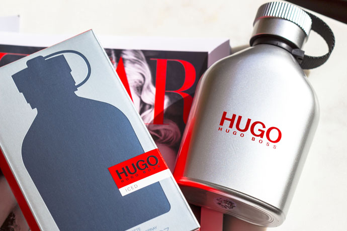 Hugo Boss | Hugo Iced (packaging)