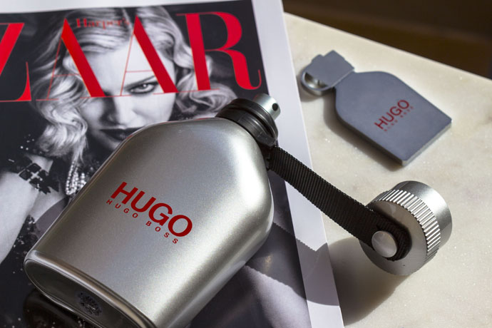 Hugo Boss | Hugo Iced (detail)