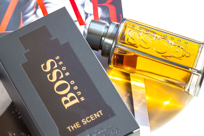 Hugo Boss | Boss The Scent (packaging)