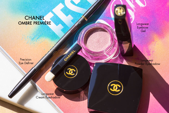Chanel | Ombre Première Eyes Collection 2017