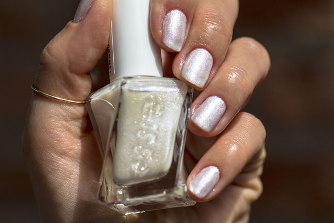 Essie Gel Couture Bridal Lace To The Altar