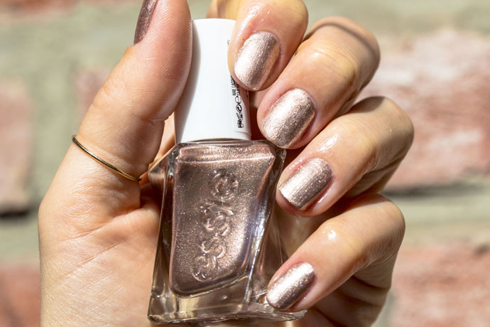 Essie Gel Couture Bridal To Have & To Gold