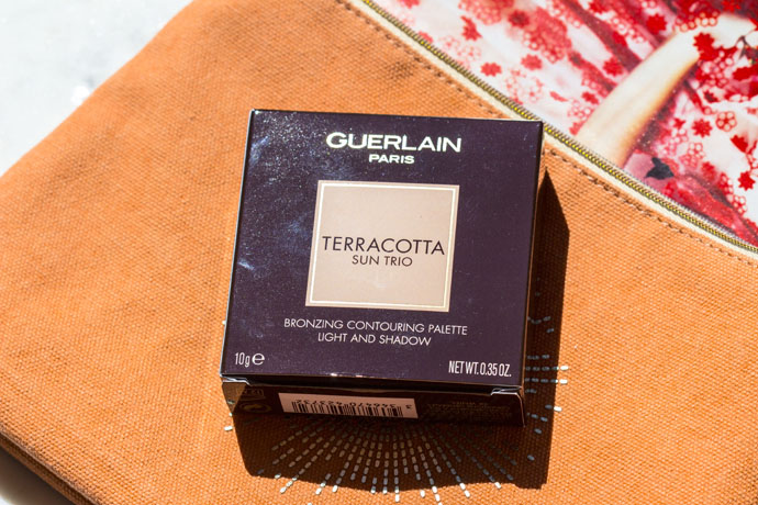 Guerlain | Terracotta Sun Trio (packaging)