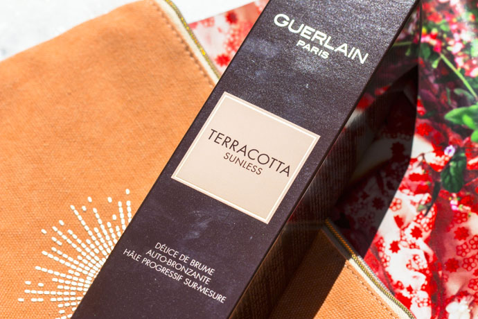 Guerlain | Terracotta Sunless (packaging)