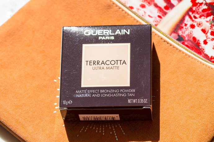 Guerlain | Terracotta Ultra Matte (packaging)