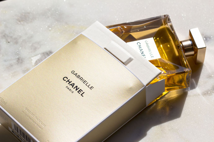 Gabrielle Chanel Packaging