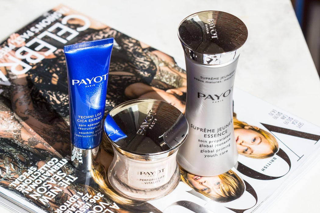 PAYOT Paris | Suprême Jeunesse Essence, Perform Lift Vitality & Techni Liss Cica Expert