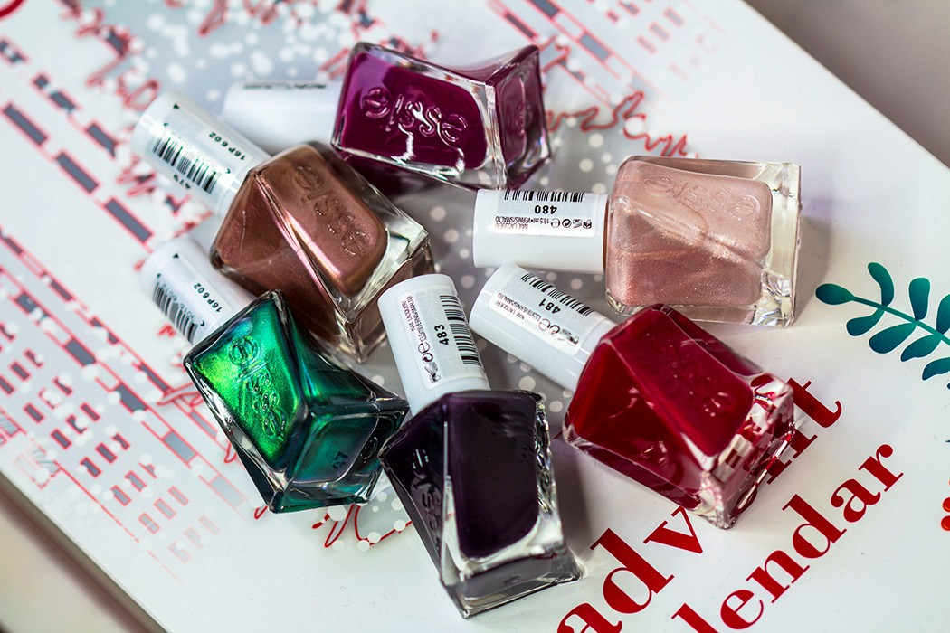 Essie | Gel Couture Holiday Collection for 2017