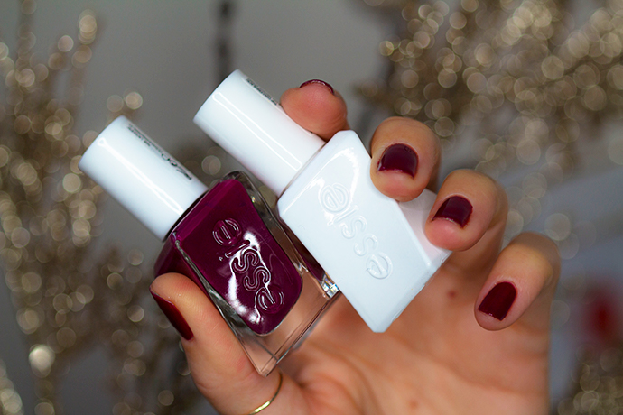 Essie | Gel Couture Holiday Collection for 2017 - Gel Couture Top Coat