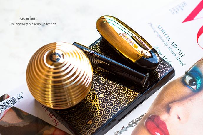 Guerlain   Holiday 2017 Makeup Collection