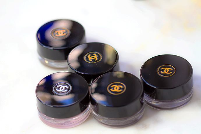 Best Eyeshadows | Ombre Première range by Chanel