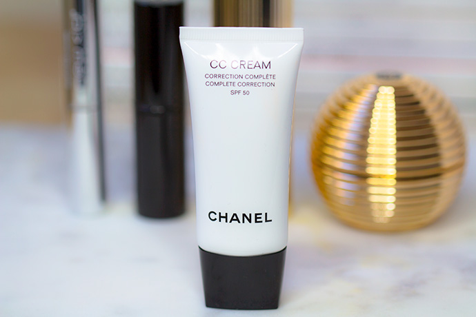 Best Foundation | CC Cream Complete Correction SPF 50 by Chanel