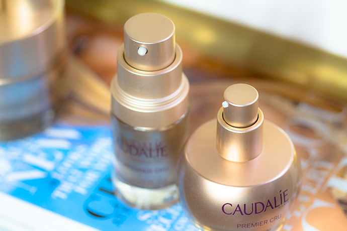 Caudalie | Premier Cru - The Eye Cream & The Serum (detail)