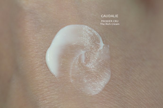 Caudalie | Premier Cru - The Rich Cream (swatch)
