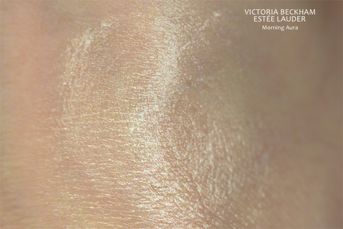 Best Primer | Morning Aura by Victoria Beckham Estée Lauder (swatch)