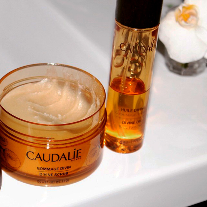 Caudalie | Divine Scrub (photo from Instagram)
