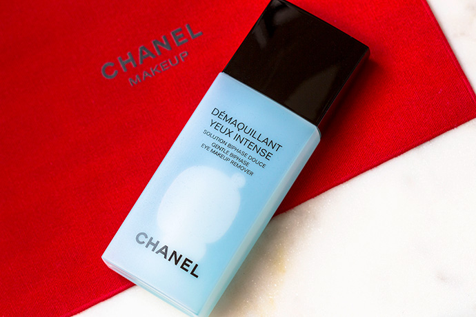 Chanel | Gentle Biphase Eye Makeup Remover (photo from Instagram)
