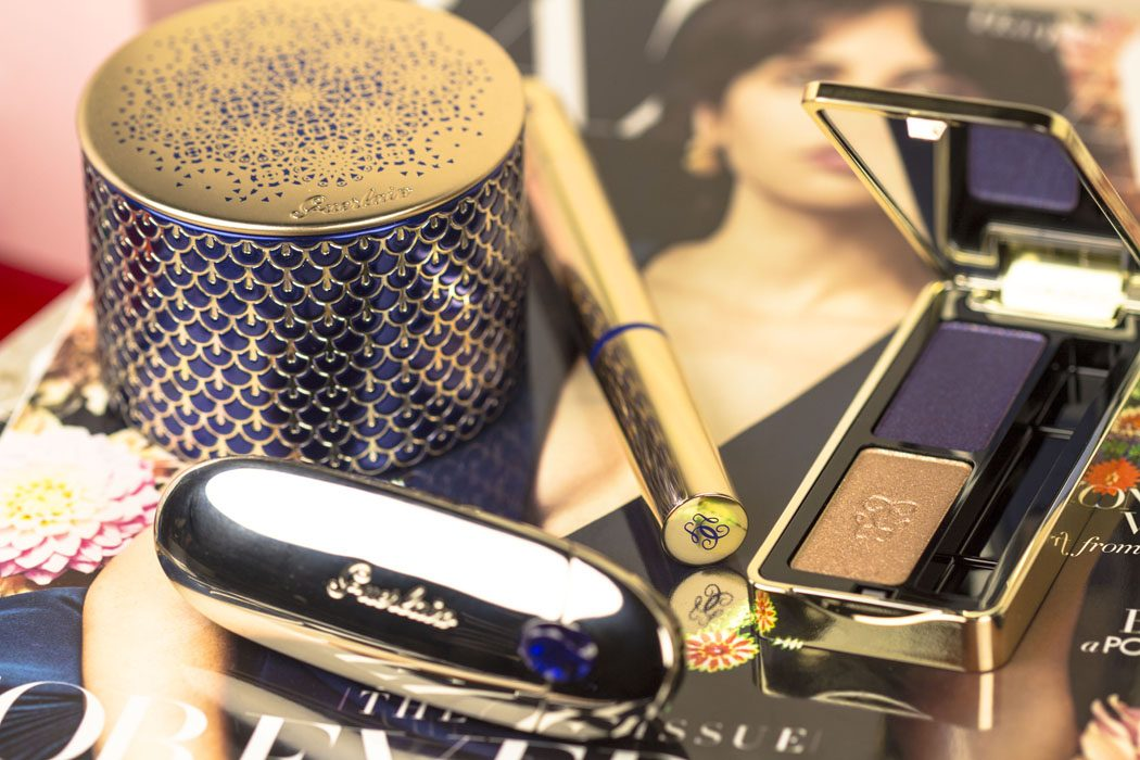 Guerlain | Shalimar Collection Maquillage Noël par Natalia Vodianova