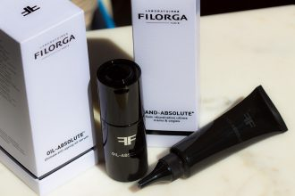 FILORGA OIL-ABSOLUTE® Ultimate Anti-ageing Oil-Serum & HAND-ABSOLUTE® Ultimate Rejuvenating Hand&Nail Cream