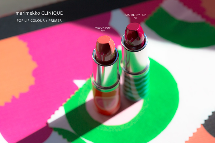 Clinique x Marimekko | Pop™ Lip Colour + Primer