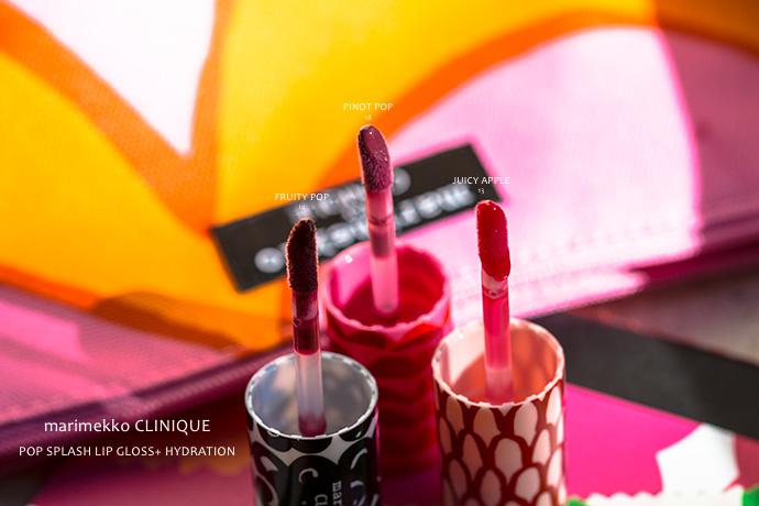 Clinique x Marimekko   Pop Splash™ Lip Gloss + Hydration (applicator)