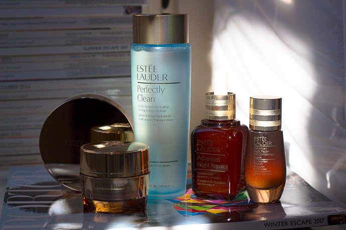 Estée Lauder | About My Night Beauty Box